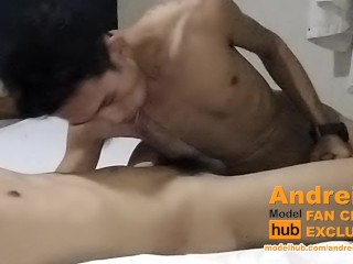Andrei b fucked by a boy with huge...