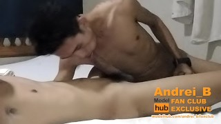 Andrei B Fucked by a Boy with Huge Cock (FAN CLUB EXCLUSIVE VIDEO TEASER)