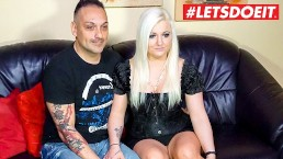 LETSDOEIT - Horny German Couple Having A Fucking Great Time On Cam