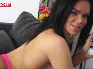 LETSDOEIT – Beauty Tranny Tops A Guy Until She Cums