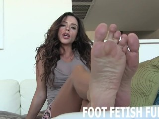 Foot Fetish Fantasy And Femdom Feet Worshiping Porn