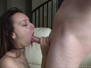 Preview 5 of ProducersFun - Mr. Producer fucks starlet with big beautiful natural tits