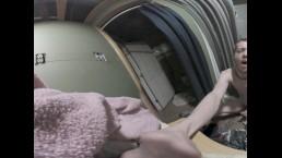 Maximum 5.7k HD VR realidade virtual boy cum no banheiro [Flint-Wolf.com]