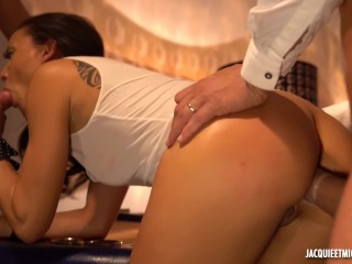 Saxi Video Player Fucking, Cassie Del IslA Abuses the gamblers- The Circle, scene 4 Babe Brunette Ha