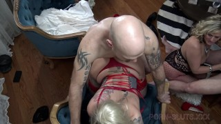 A Married Swinger Couple Hit Us Up On SDC - First Time Wife Swap !