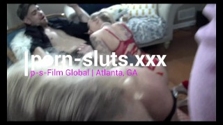 A Married Swinger Couple Hit Us Up On SDC - First Time Wife Swap ! Blowjob dick