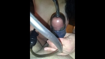 Day 2 Teasing and Denial with pump