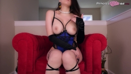 DON'T DISAPPOINT ME, EAT IT (CEI, JOI, CUM EATING INSTRUCTION, JERK OFF)