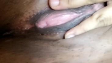 Rubbing My Pretty Pussy