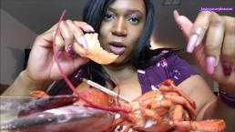 Date Turns Into Lobster Vore HD
