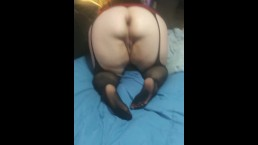 look at my ass.. cum fuck it Daddy