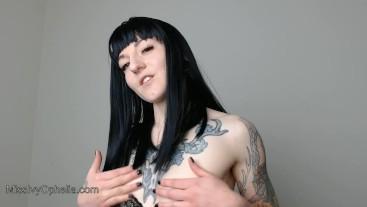 CEI Condom JOI - Femdom Cum Eating Instruction