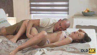 Cheers old bedroom up oldk babe her finds and male in horny fuck daughter
