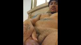 Daddy Jacking Off In Your Face (part4)