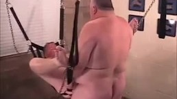 Daddy Chubs Sling Fuck