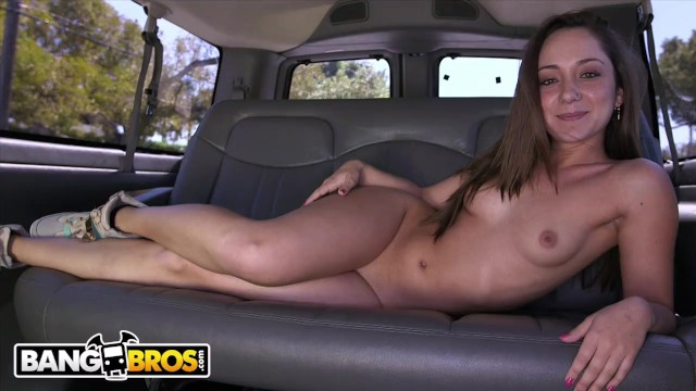 BANGBROS – It's The Reverse Bang Bus With PAWG Remy LaCroix!