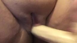 10 inch dildo tight pussy