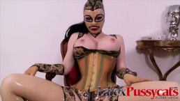 Latex Lucy at LatexPussyCats!