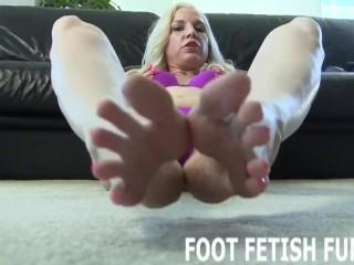 Najlepšie Foot Fetish porno videočierny sestra Sex