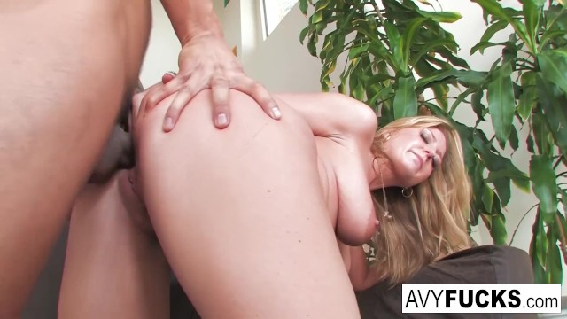 Avy scott anal sex video clips Busty avy scott gets fucked by her boy toy keni styles