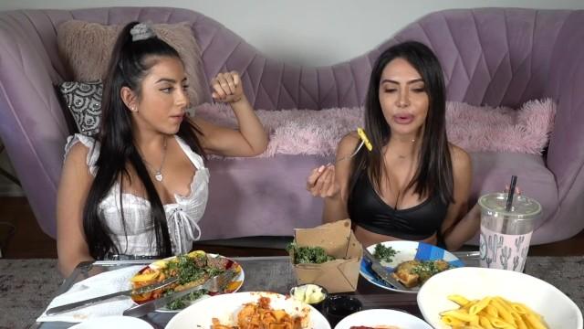 Vegan eats cock Lela star talks wanting consistent snapchat dick more vegan mukbang