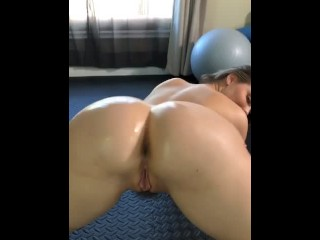 Freakiest porn gorgeous latina milf gets her asshole gaped and has her ass fucked ha