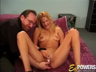 EDPOWERS - Irresistible Meagan Matthews pussy stretched