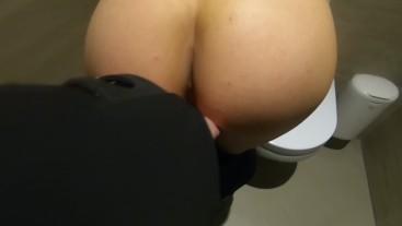 Sex In Public Toilet - LittleDevil4You