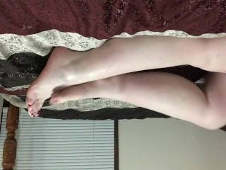 For my boys and girls who love my FEET