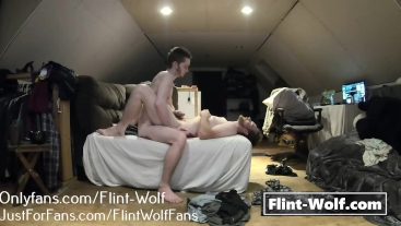 STRAIGHT MARRIED MAN FUCKED BY TWINK!