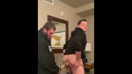 William Seed & Pierce Paris - Trophy Up the Ass Challenge