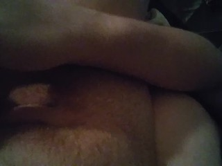 Daddy last me play with my pussy