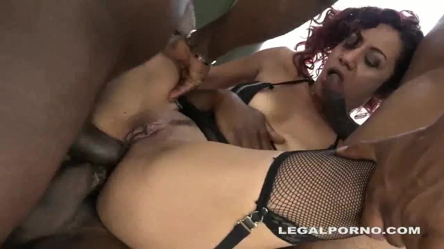 Anal yube 4 free Double anal with 4 blacks