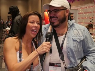 Alexis Fawx - 2019 AVN Interviews
