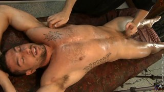 Dishes an phoenix gabriel out deane orson assfucking to uncut anal