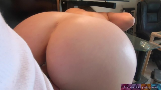 Stepmom Gets Stuck while Sneaking out and Fucked by Stepson - Erin Electra