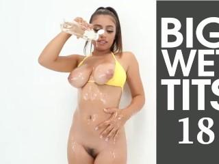 Big Wet Tits 18