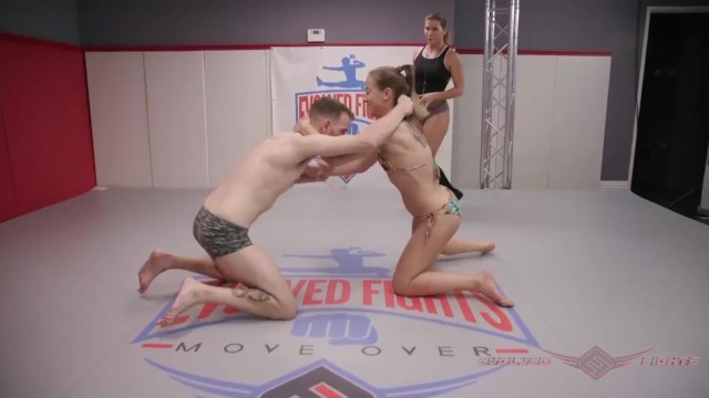 Jewek staite nude - Chad diamond hopes to use his sneaky moves wrestling against cheyenne jewel