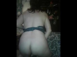 Dirty Milf needs sex with sextoy