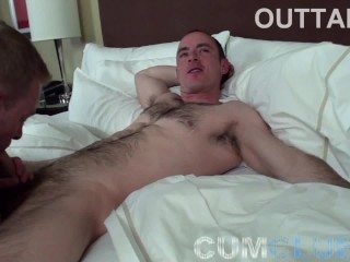 Cum Club: OUTTAKES – Mouthful of Muscle