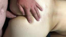 Very first time anal