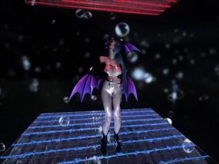 skyrim Morrigan's sexy dance STING