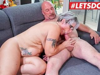 Tia Tanaka Mr Pete Letsdoeit - Slutty German Housewife Seduced By Husband Friends, Amateur Big Ass