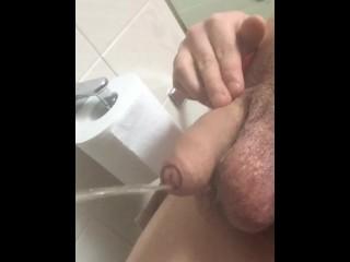 Teen bwc pissing