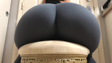 Hi-Def4k Ultra Ass Shaking Feat.Leggings