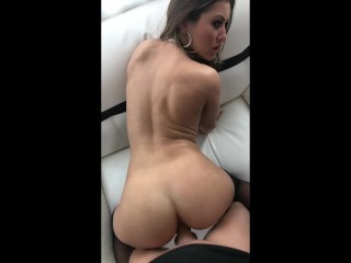 Hot Teen Gets Casted for Porn Site & Fucked Hard