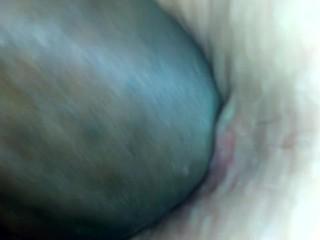 Wet anal fuckin