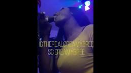 CreamyBree sucks 2 Hood Niggas Full Video On Onlyfans