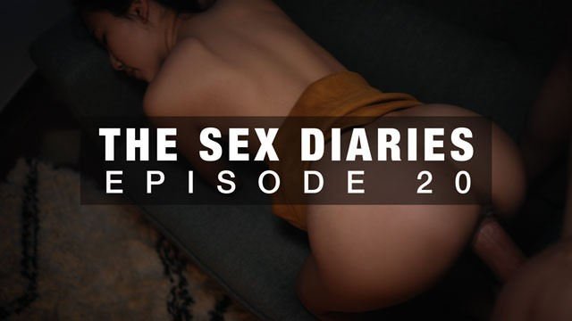 SUNDAY NIGHT RIDING ON THE COUCH | The Sex Diaries 20 (LUNAxJAMES)
