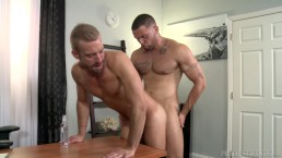 PrideStudios Just Finished The Gym. Lemme Work Ur Anal Out Though!